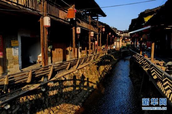 (美丽中国)(7)武夷山下古村落――下梅村