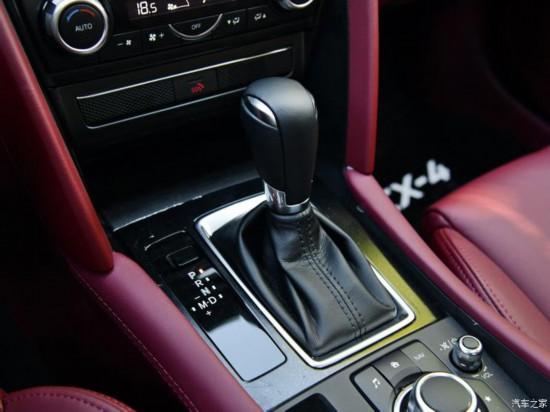 一汽马自达 马自达CX-4 2020款  2.5L 自动四驱蓝天无畏版
