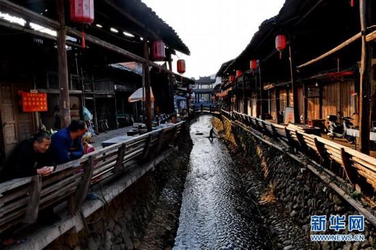 (美丽中国)(11)武夷山下古村落――下梅村