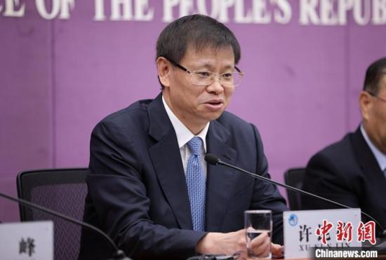 资料图:许昆林。<a target='_blank'  data-cke-saved-href='http://www.chinanews.com/' href='http://www.chinanews.com/'><p  align=