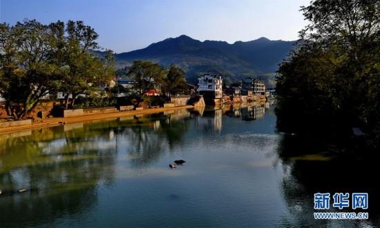 (美丽中国)(4)武夷山下古村落――下梅村