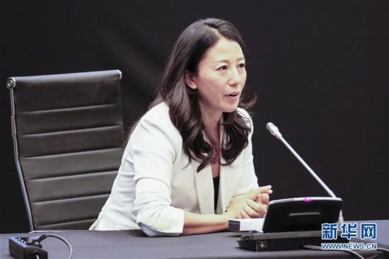 (體育)(3)楊揚當選世界反興奮劑機構副主席