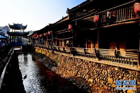 (美丽中国)(13)武夷山下古村落――下梅村