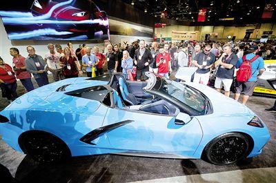汽车业巨头们希望借助进博会这个平台,享受中国进一步对外开放红利