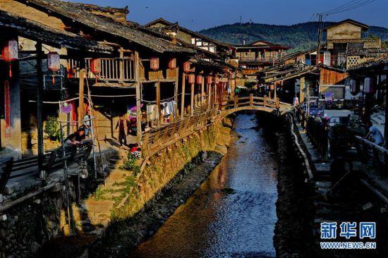 (美丽中国)(5)武夷山下古村落――下梅村