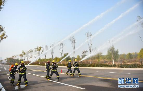(社会)(2)加强消防宣传  提高消防意识