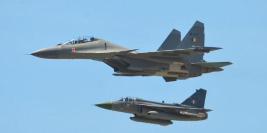 印度空軍大手筆採購近300架戰機全部要國產貨
