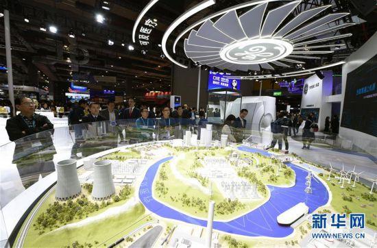 (新华全媒头条・图文互动)(1)中国市场 世界共享――进博会勾勒共赢画卷