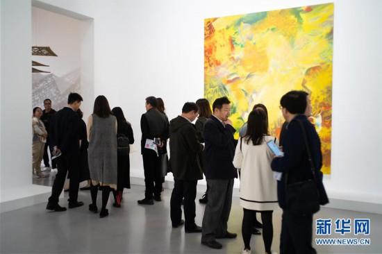 (文化)(1)上海:西岸美术馆向公众开放