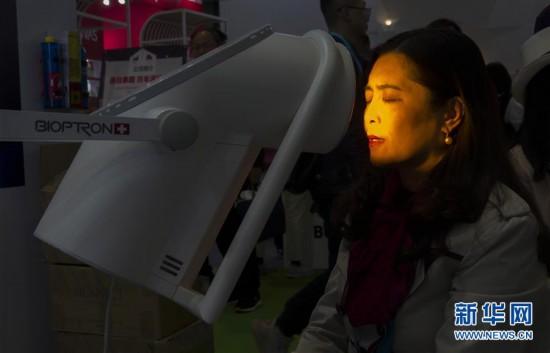 第二届进博会展区精彩扫描