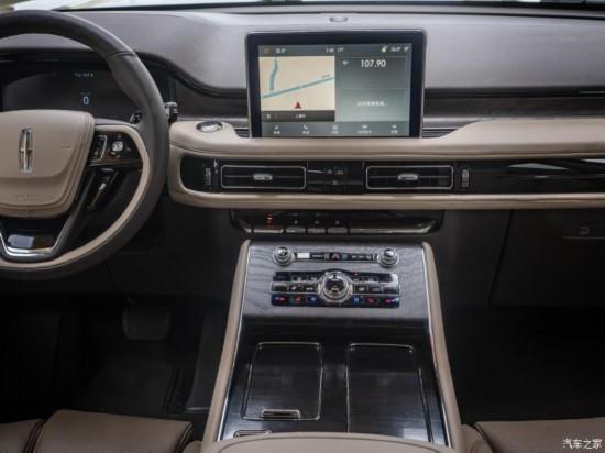 林肯(进口) 飞行家 2019款 3.0T V6全驱尊雅版