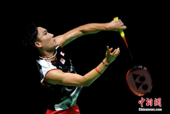 中国羽毛球公开赛陈雨菲获得女单冠军