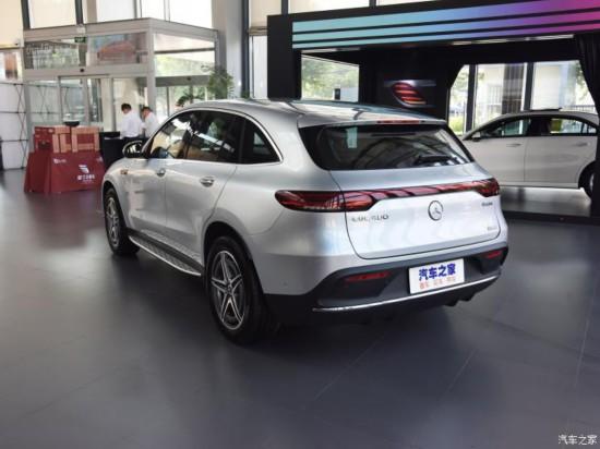 北京奔驰 奔驰EQC 2019款 EQC 400 4MATIC