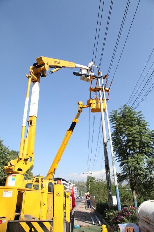 攀枝花市成为四川用户平均停电时间最少的地区