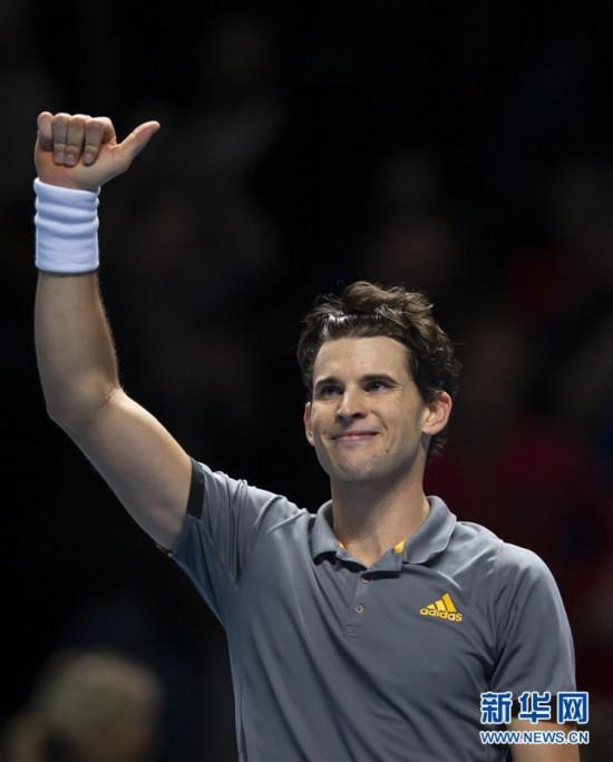 (體育)(3)網球——ATP年終總決賽:費德勒不敵蒂姆