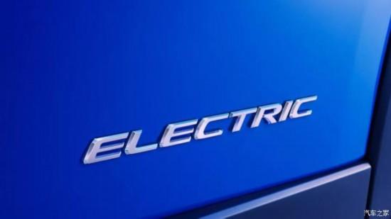 雷克萨斯首款纯电动车型广州车展首发