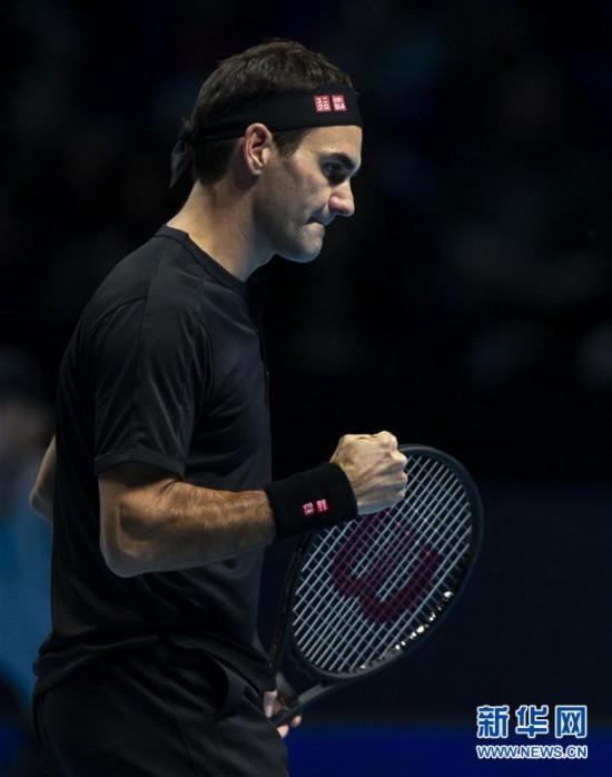 (體育)(7)網球——ATP年終總決賽:費德勒不敵蒂姆