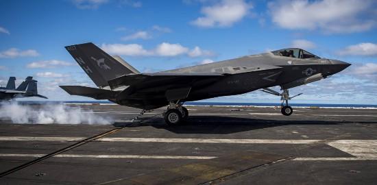 美军航母打击能力将迎新飞跃F