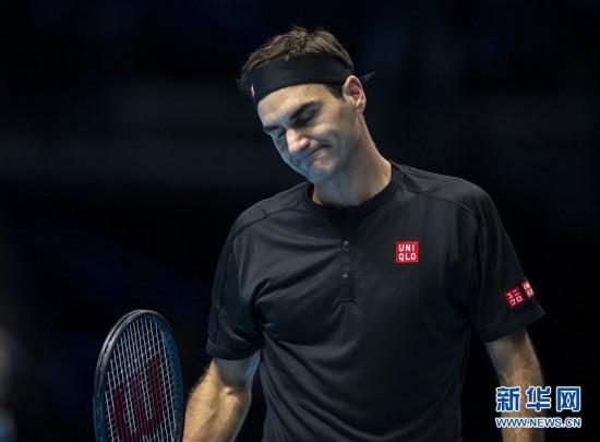 (體育)(1)網球——ATP年終總決賽:費德勒不敵蒂姆