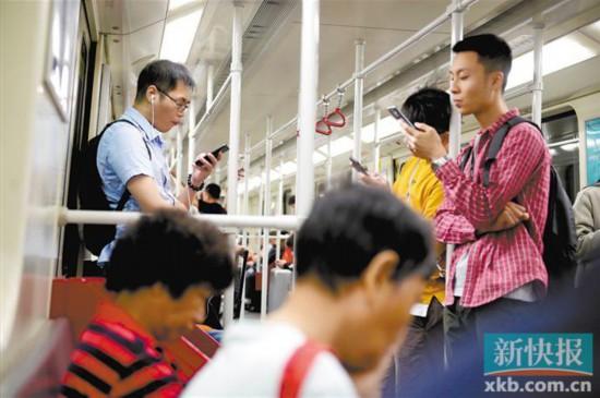 广州拟规定坐公共交通不得在车厢内饮食