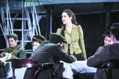 原版音乐剧《泰坦尼克号》首度来华 呈现巨轮上人物群像