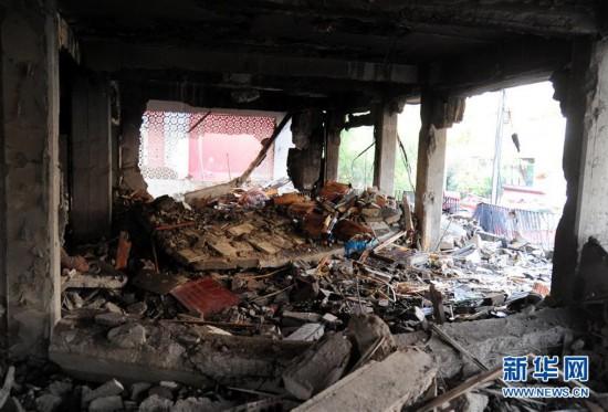 (国际)(1)以色列空袭杰哈德一高官在叙住所致2人死亡