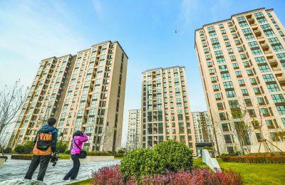2238套公租房将配租大兴机场员工 小区环境优雅