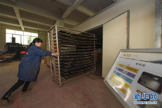 福建永春:传统篾香产业的电气化之路