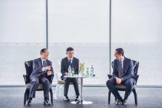 王家瑞率中国宋庆龄基金会代表团访问葡萄牙