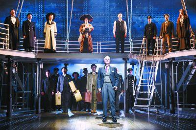 音乐剧《泰坦尼克号》和电影不一样