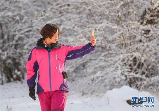 (环境)(8)雪后盛京美如画