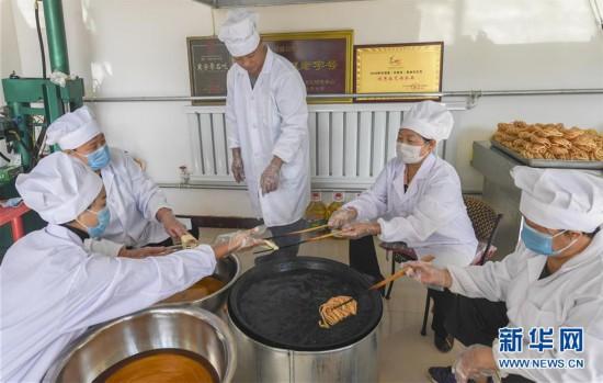 (社会)(3)河北景县:传统美食品牌化发展