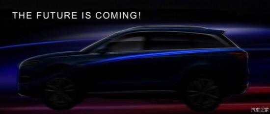 广州车展即将开幕 启辰全新SUV将亮相
