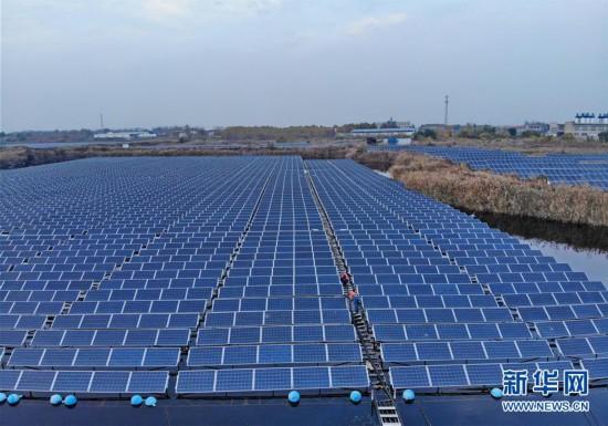 (经济)(1)河北光伏发电装机容量突破1360万千瓦