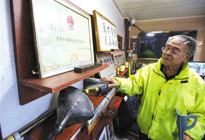 北京最早个体户不为挣钱只为证明自己