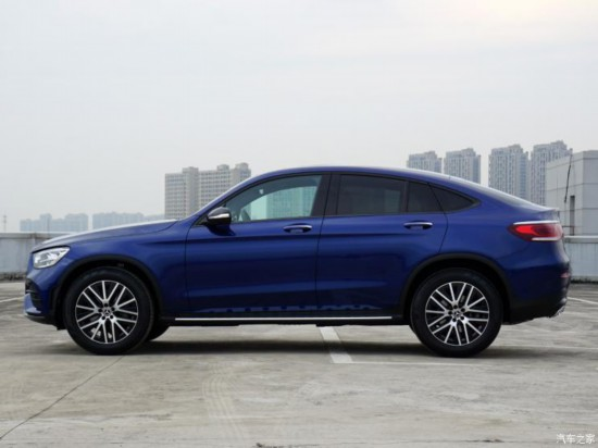奔驰(进口) 奔驰GLC(进口) 2020款 GLC 300 4MATIC 轿跑SUV