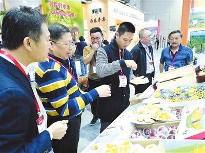 三亚热带水果签订5880万元销售大单