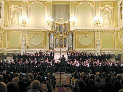 《海上生民乐·和平颂》音乐会让中俄人民的情感在乐声中升华