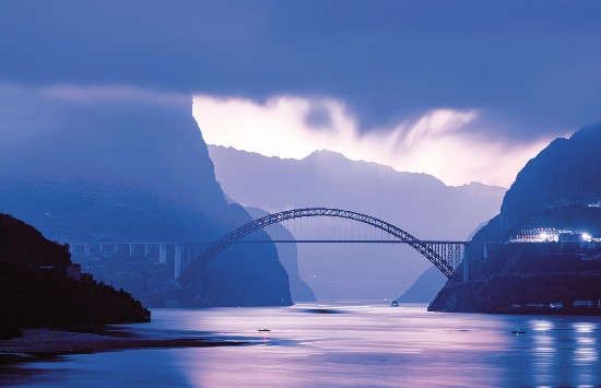 三峽水庫連續10年完成175米試驗性蓄水任務