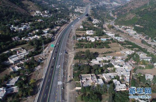 (国际)(5)喀喇昆仑公路二期项目高速段通车
