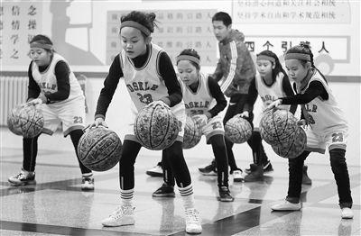 小篮球大梦想