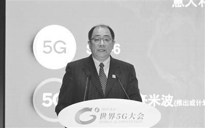 全球每个发布5G的运营商和市场都能看到中国的终端产品