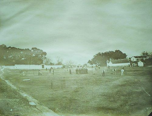 厦门老照片背后的故事:中国最早的专业足球场在鼓浪屿