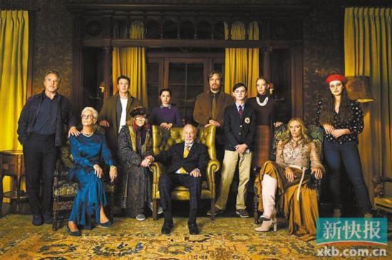 《利刃出鞘》将于11月29日上映 丹尼尔·克雷格和克里斯·埃文斯领衔主演