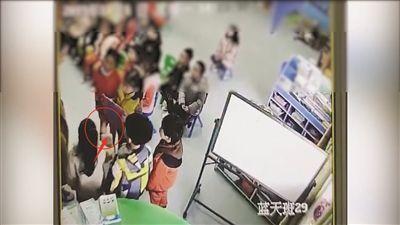 盱眙天都幼兒園小朋友被罰排隊扇自己耳光 盱眙教育局已介入調查