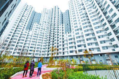 """打造""""漂浮的城市花园""""——北京最美公租房"""