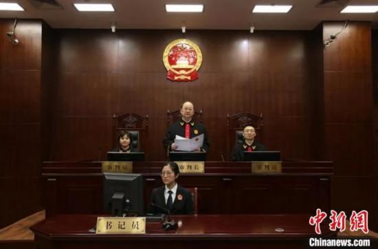 浙江丽水原副市长林康受贿4000余万元 一审获刑14年