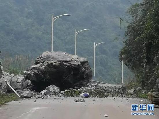 (突发事件)(2)广西百色市靖西市5.2级地震已致1人遇难