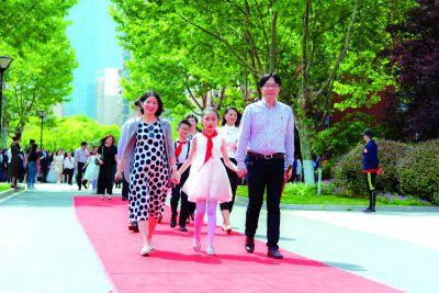 南京建邺:家校融合催生教育新能量
