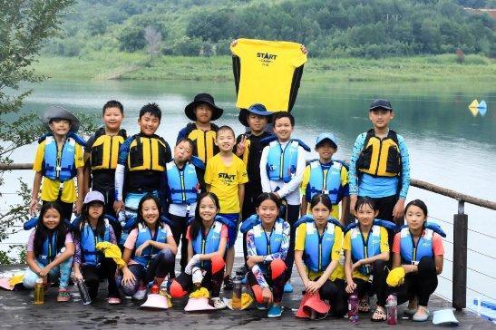 金太阳集团签约北纬开营在江西省打造青少年研学实践营地